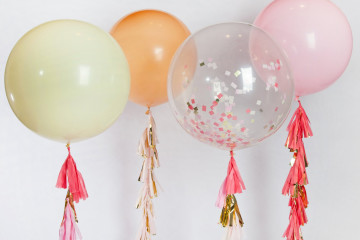 balloon confetti_