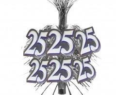 25 anos centro mesa 45.7cm