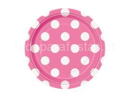 bolinhas-rosa-prato-17cm_