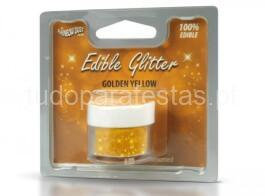 edible glitter dourado 2