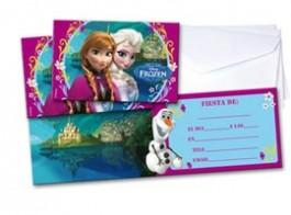 frozen convites