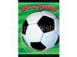 futebol convite