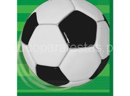futebol guardanapos