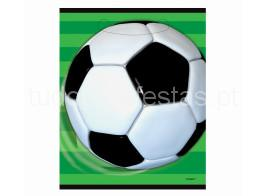 futebol saco brinde