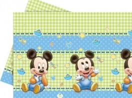 mickey bebe toalha
