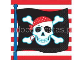 pirata guardanapos