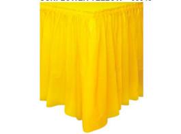 saia mesa amarela