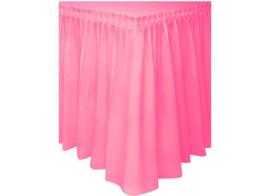 saia mesa rosa fushia