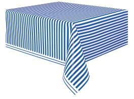 toalha riscas azul