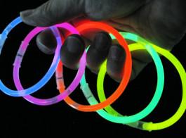glow pulseiras