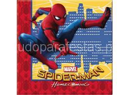 homem aranha guardanapos