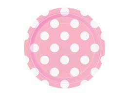 bolinhas-rosa-claro-prato-17cm_