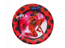 ladybug prato 18cm