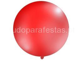 balao latex 1m vermelho