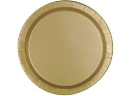 dourado prato 22cm_