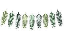 tropical bandeira folhas compridas2