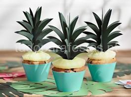 tropical topo ananas
