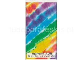 arco iris toalha