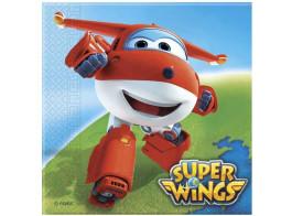 super wings guardanapos
