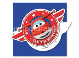 super wings convites