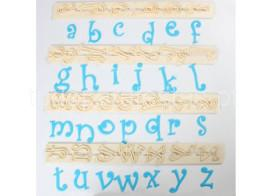 cortador letras divertidas 3cm