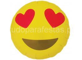 emoji balao apaixonado