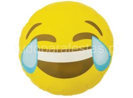 emoji chorar a rir