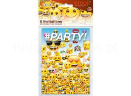 emoji convites