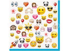 emoji guardanapos