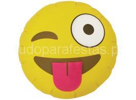 emoji lingua fora