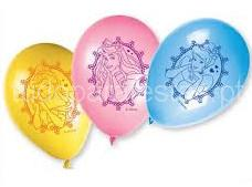 princesas baloes latex8