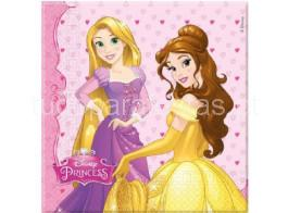 princesas guardanapo