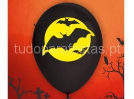 halloween balao morcego