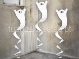 halloween fantasma pendurar