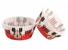 mickey capsulas cupcake