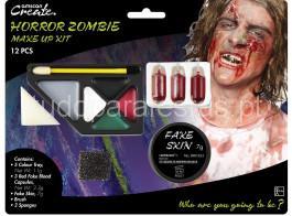 snazaroo kit horror zombie