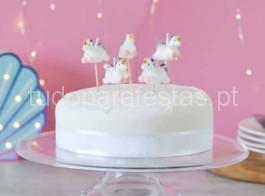 unicornio velas5 .
