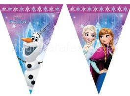 frozen lights banner