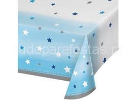 twinkle azul toalha