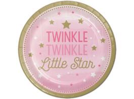 Twinkle Twinkle Little Star Rosa
