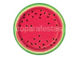 frutas prato 7'