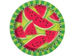 frutas prato 9'