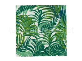 tropical guardanapos folhas