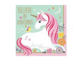 unicorn guardanapo peq