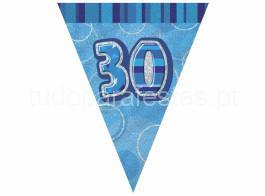 30 anos bandeira azul