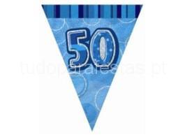 50 bandeira azul