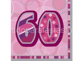 60 guardanapos