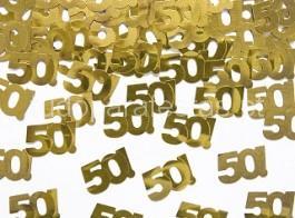 50 anos confetti