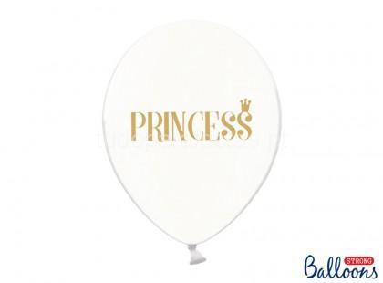 princess balao transparente