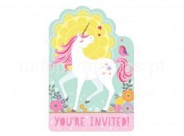 unicornio convites